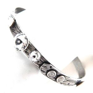 GASOLINE GLAMOUR THUNDERBIRD MOONDUST BANGLE